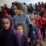 Hardship & Misery for Refugees