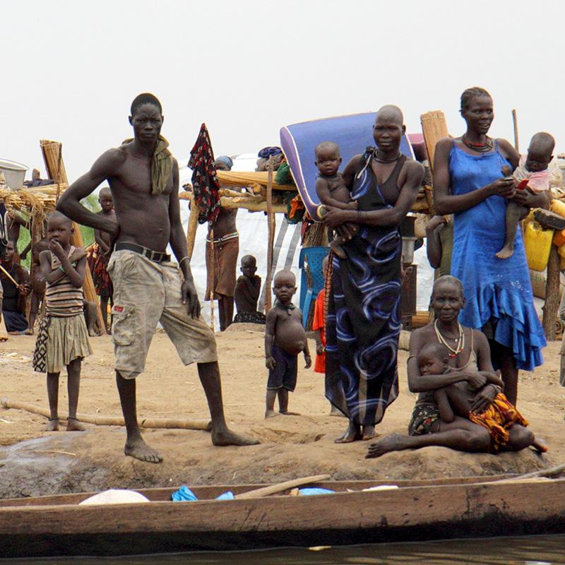 The shame of South Sudan