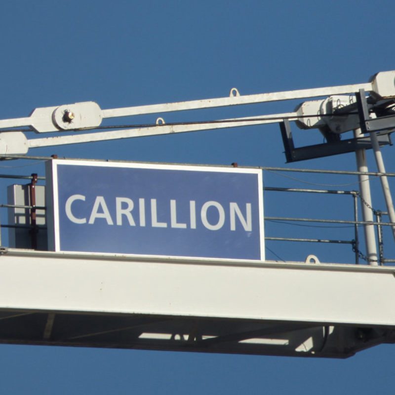 Carillion collapse: a free-market fable